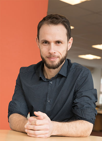 Florian BINET, Chef de projet