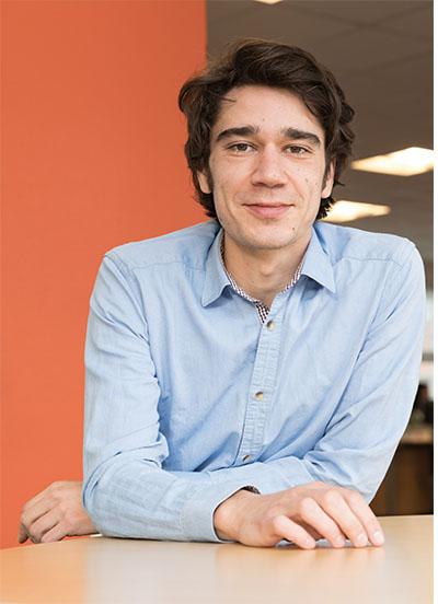 Marc TOUNSI-GOFFIN, Chef de projet