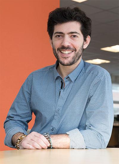 Mathieu CABARET, Chef de projet