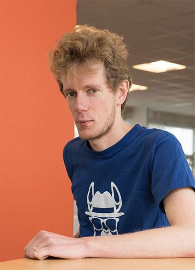 Mathieu BOULINGUEZ, Chef de projet